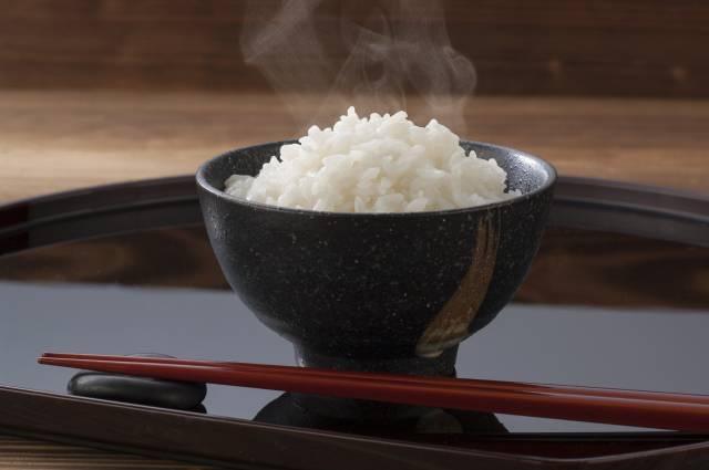 お米に返礼品